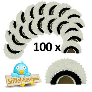 100 Bird Whistles plus Free Delivery