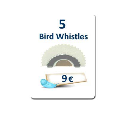 5 Bird Whistles